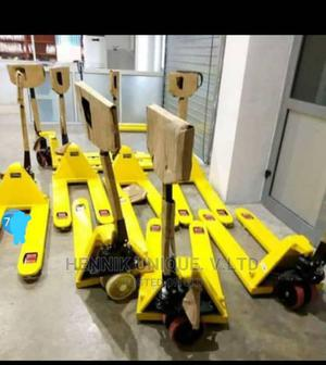 Hand Pallet Truck 3 Tons   Store Equipment for sale in Lagos State, Victoria Island