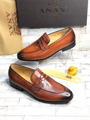 UK Anax Genuine Leather Dress Men Shoes | Shoes for sale in Lagos State, Lagos Island (Eko)