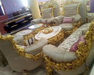 Turkey Sofas Chairs Complete Set | Furniture for sale in Lagos State, Magodo