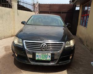 Volkswagen Passat 2007 2.0 Black | Cars for sale in Lagos State, Ojodu