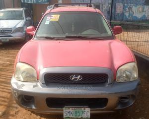 Hyundai Santa Fe 2005 2.4 4WD Red | Cars for sale in Lagos State, Egbe Idimu