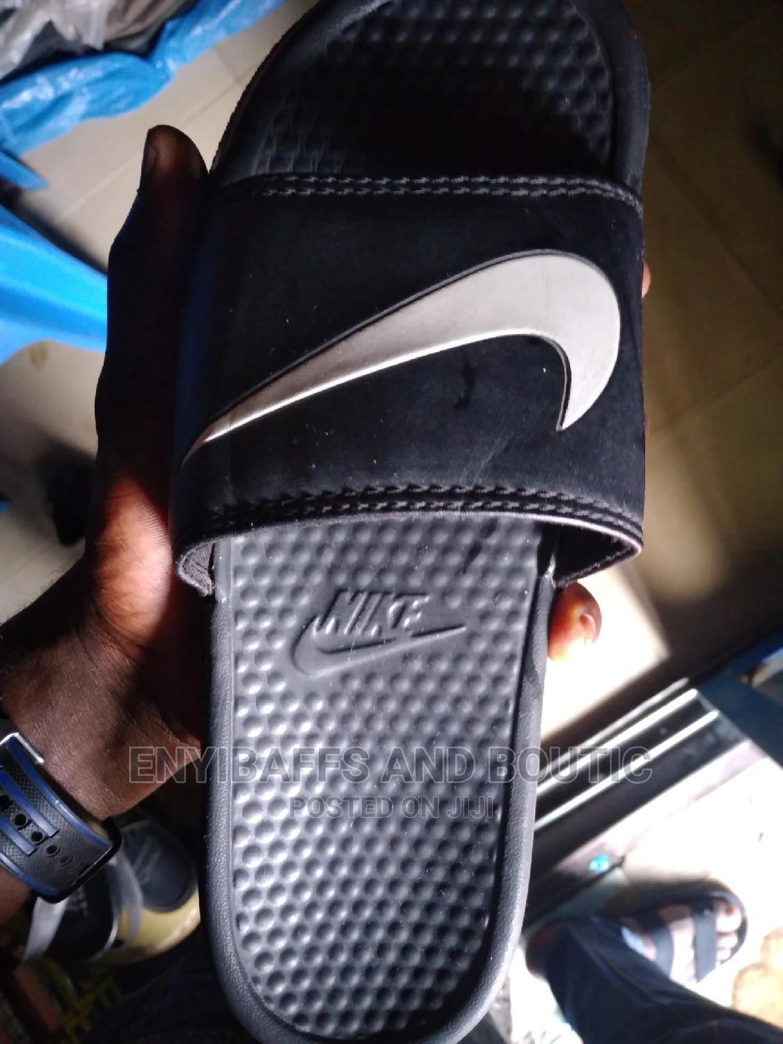 Nike Pam's Slippers | Shoes for sale in Port-Harcourt, Rivers State, Nigeria