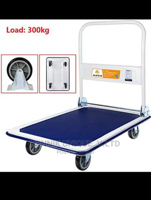 300kg Industrial Warehouse Platform Trolley | Store Equipment for sale in Lagos State, Ajah