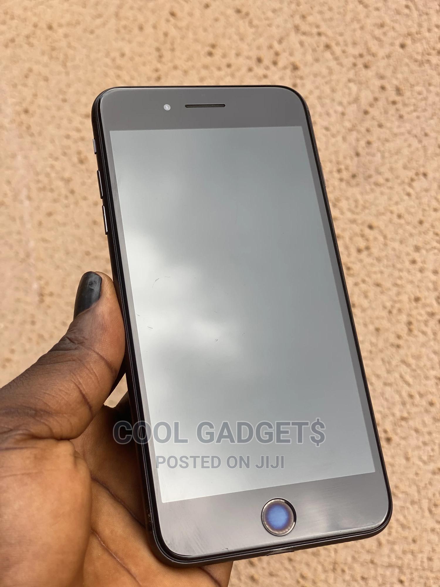 Apple iPhone 8 Plus 64 GB Black | Mobile Phones for sale in Ikeja, Lagos State, Nigeria