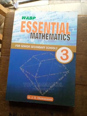 Essential Mathematics for Senior Secondary School Book 3 | Books & Games for sale in Lagos State, Surulere