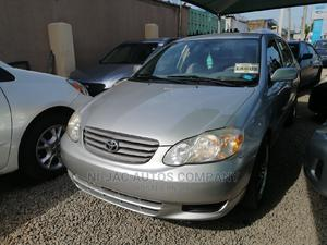 Toyota Corolla 2004 LE Silver   Cars for sale in Lagos State, Ojodu