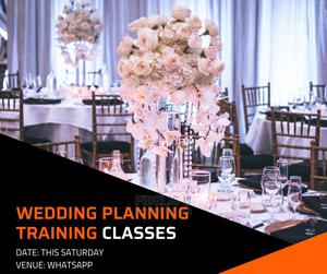 Event Planning and Management   Classes & Courses for sale in Lagos State, Lekki