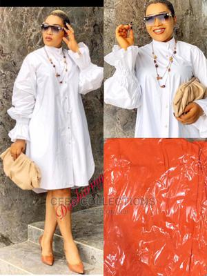 New Quality Female Botten Long Sleeve Dress | Clothing for sale in Lagos State, Ikeja