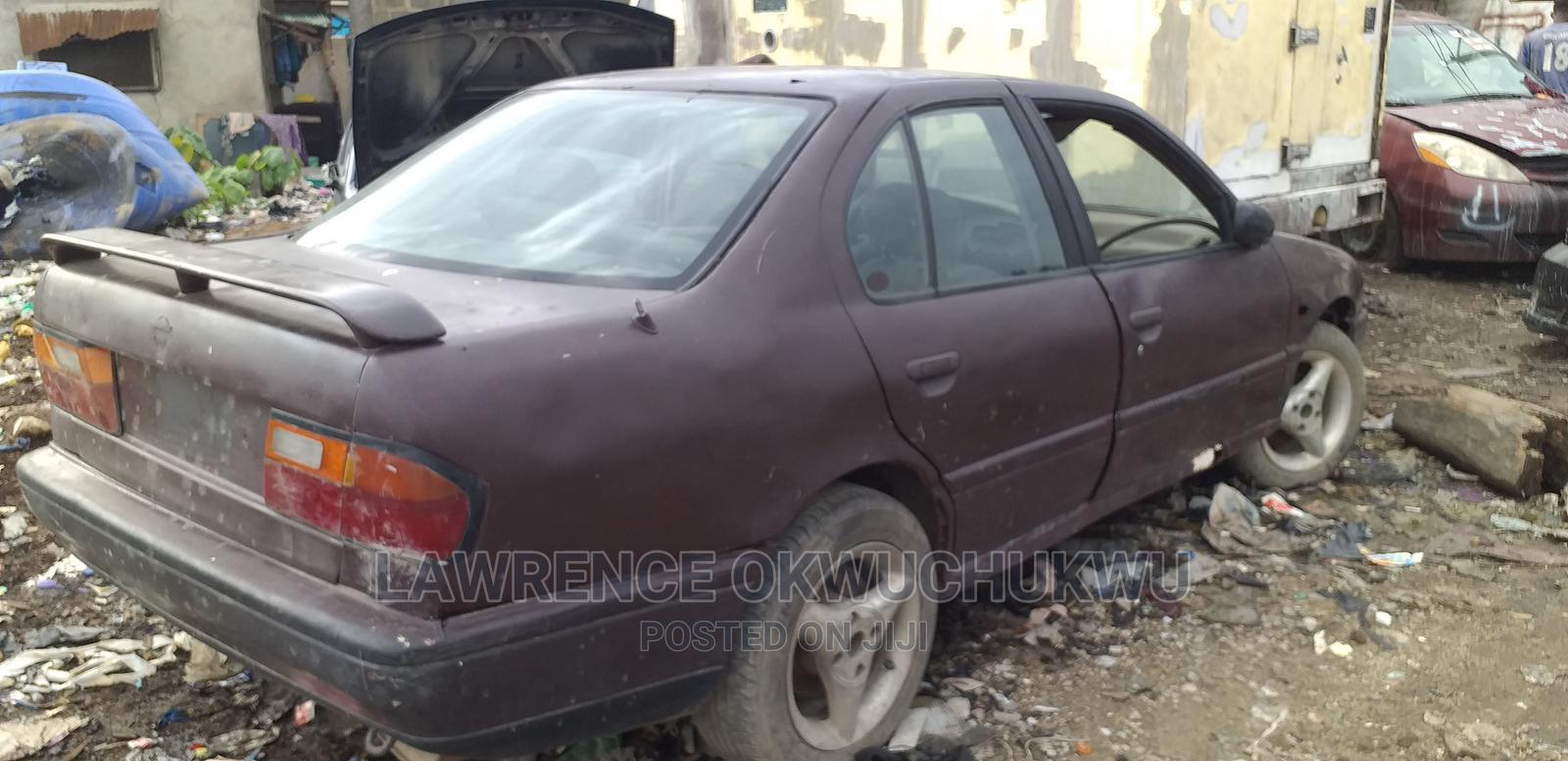 Archive: Nissan Primera 2001 Wagon Brown