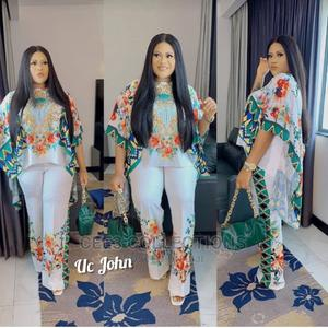 New Quality Female Top With Trousers | Clothing for sale in Lagos State, Ikeja