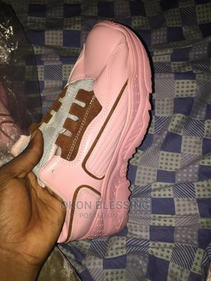 Pink Sneakers | Shoes for sale in Delta State, Warri