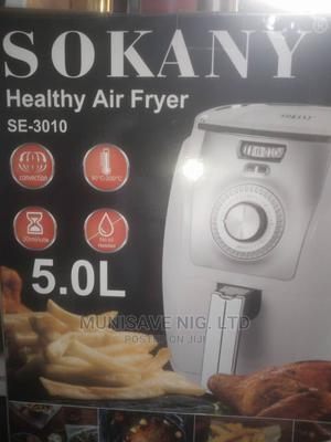 Sokany Air Fryer | Kitchen Appliances for sale in Lagos State, Eko Atlantic