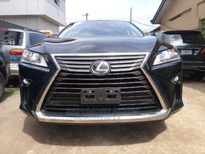 Lexus RX 2019 350L Luxury AWD Black | Cars for sale in Lagos State, Ikeja