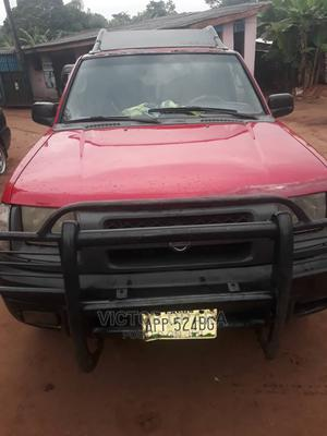 Nissan Xterra 2004 Automatic Red | Cars for sale in Imo State, Mbaitoli