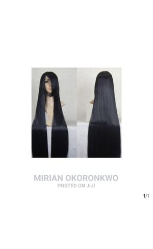 100cm Long Straight Black Hair   Hair Beauty for sale in Cross River State, Calabar