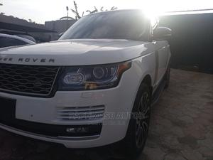 Land Rover Range Rover 2016 White | Cars for sale in Lagos State, Ikeja