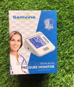 Samvine Digital Blood Pressure Monitor   Medical Supplies & Equipment for sale in Lagos State, Abule Egba