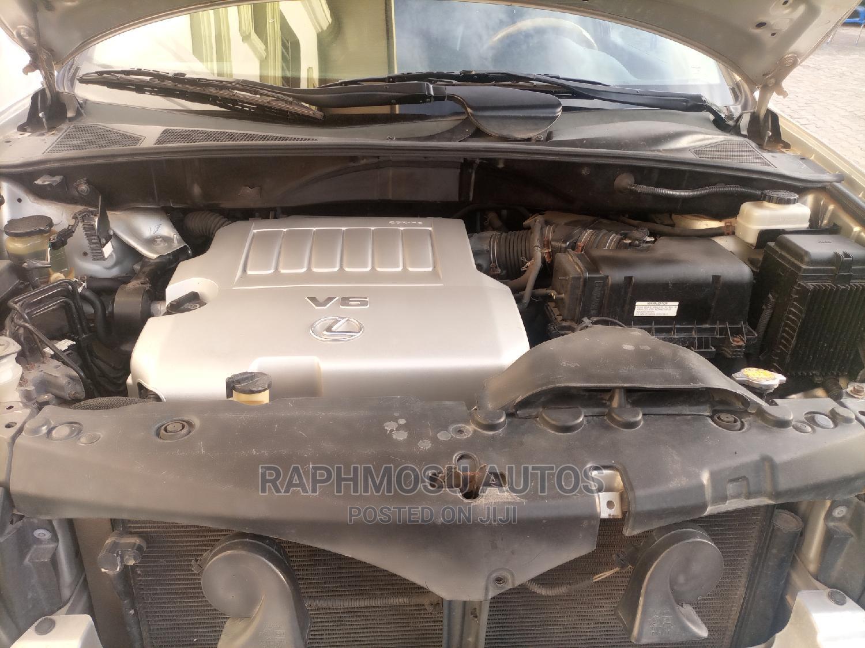 Archive: Lexus RX 2008 350 AWD Silver