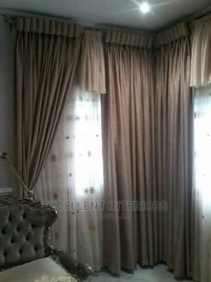 Quality Eyelets Rings Curtains | Home Accessories for sale in Lagos State, Ojo