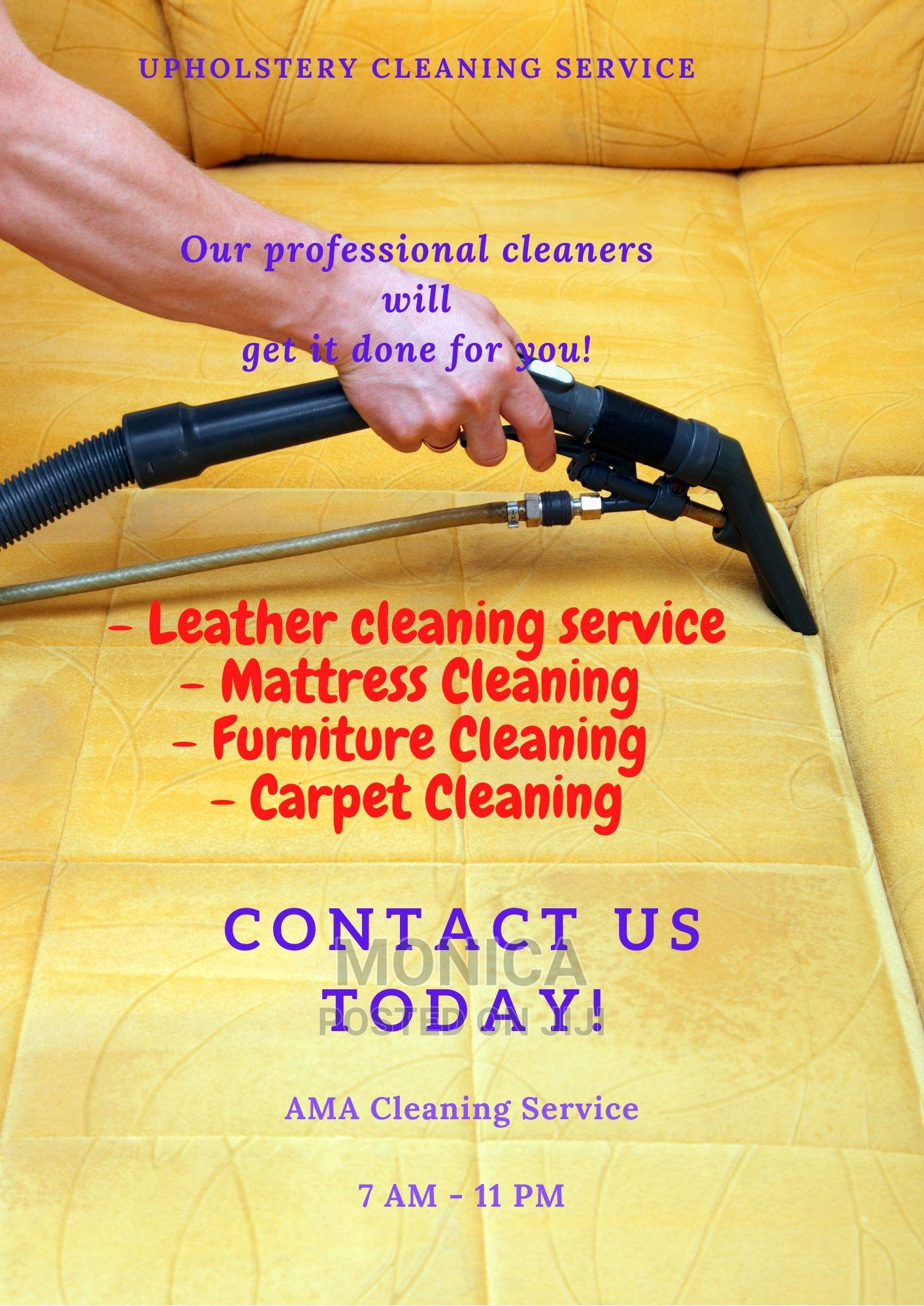 Archive: Sofa Carpet Cleaning Service