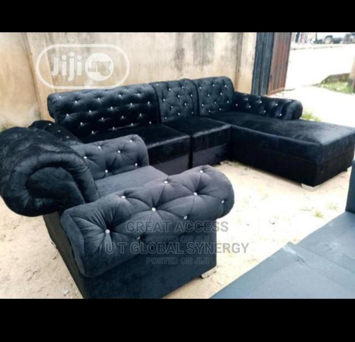 Archive: Quality 7 Seaters Sofa