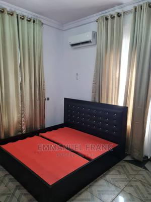 Classic Bed Frame Black | Furniture for sale in Lagos State, Oshodi