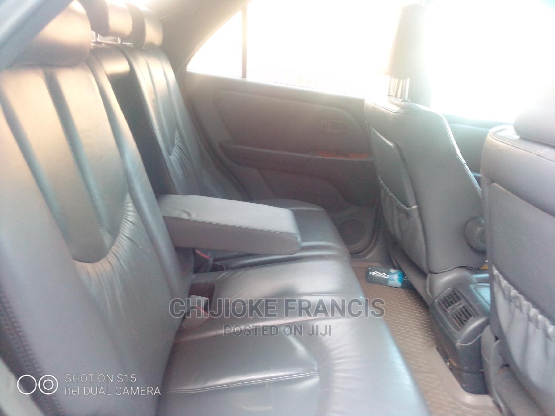 Archive: Lexus RX 2001 300 Silver
