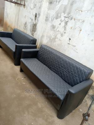 Best Quality 3in1and Double Sofa   Furniture for sale in Lagos State, Ojo
