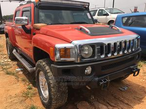 Hummer H3 2009 T Red | Cars for sale in Lagos State, Ikeja