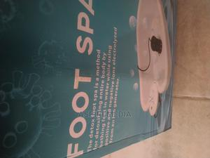 Foot Ionic Detox Spa Massage Machine | Tools & Accessories for sale in Abuja (FCT) State, Central Business District