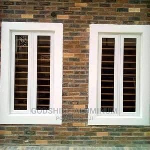 Aluminum Window Project in Lagos Island   Windows for sale in Lagos State, Ajah