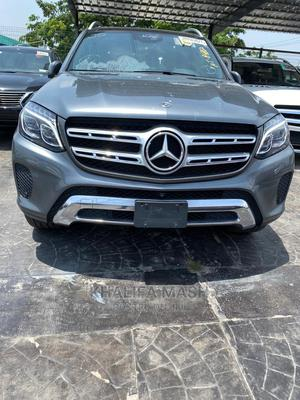 Mercedes-Benz GLS-Class 2018 GLS450 4MATIC Gray   Cars for sale in Lagos State, Lekki