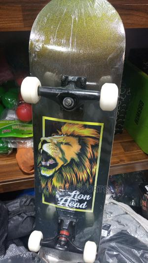 Professional Skateboard With an Anti-Slip Surface   Sports Equipment for sale in Lagos State, Surulere