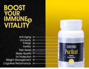 Live Pure Purxcel | Vitamins & Supplements for sale in Lagos State, Victoria Island