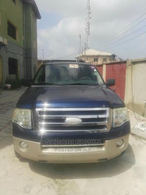 Ford Expedition 2008 Eddie Bauer Blue | Cars for sale in Lagos State, Ibeju