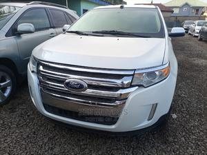 Ford Edge 2015 White | Cars for sale in Lagos State, Ojodu