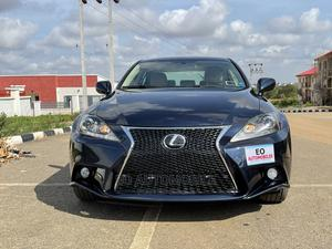 Lexus IS 2009 250 Blue | Cars for sale in Abuja (FCT) State, Wuse 2