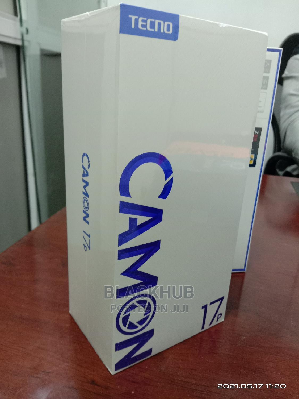 New Tecno Camon 17P 128 GB