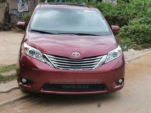 Toyota Sienna 2016 Red   Cars for sale in Lagos State, Amuwo-Odofin