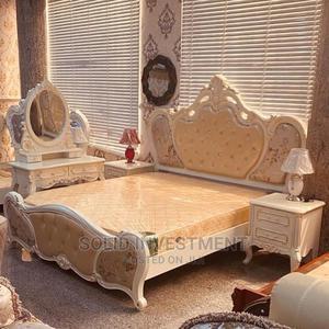 6/6 Executive Royal Bed Frame Complete Set   Furniture for sale in Lagos State, Lekki