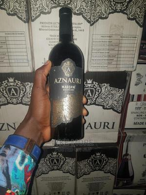 Aznauri Sweet Red Wine | Meals & Drinks for sale in Lagos State, Lekki