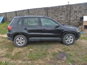 Volkswagen Tiguan 2011 S 4Motion Black   Cars for sale in Lagos State, Ibeju