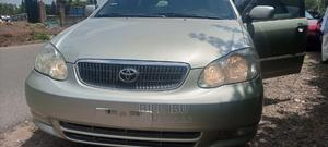 Toyota Corolla 2003 Gray   Cars for sale in Abuja (FCT) State, Apo District