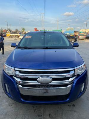Ford Edge 2013 Blue | Cars for sale in Lagos State, Alimosho