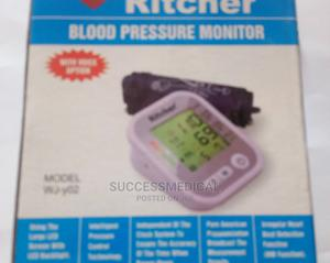 Blood Pressure Monitor | Medical Supplies & Equipment for sale in Lagos State, Mushin