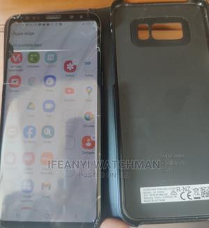 Samsung Galaxy S8 Plus 64 GB Black   Mobile Phones for sale in Abuja (FCT) State, Jabi