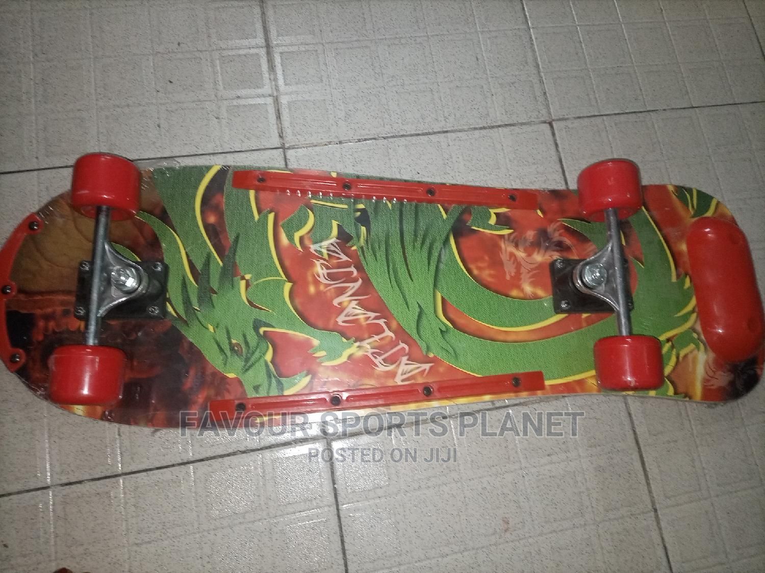 Brand New Adult Skateboard | Sports Equipment for sale in Port-Harcourt, Rivers State, Nigeria