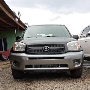 Toyota RAV4 2005 200 4x4 Black | Cars for sale in Lagos State, Ojodu