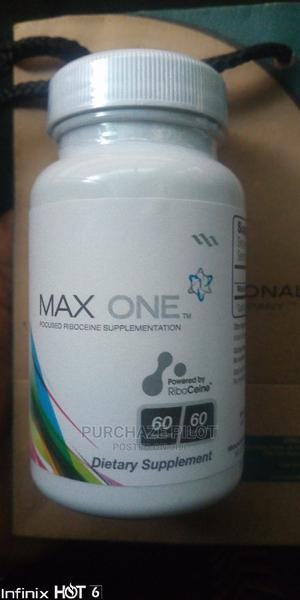 Max One - Non Allergic Cellgivity for Adults and Children | Vitamins & Supplements for sale in Lagos State, Ikeja