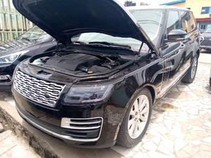 Land Rover Range Rover Vogue 2016 Black | Cars for sale in Lagos State, Ikeja